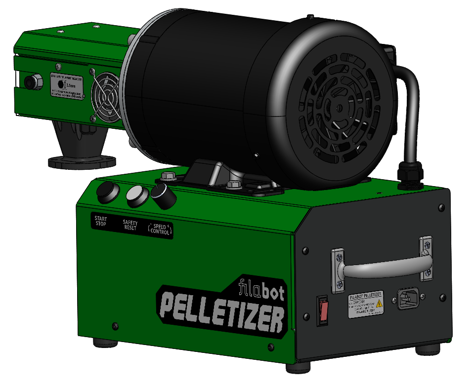 Filabot Pelletizer Now Available!