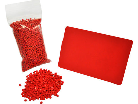 PLA Colorant AdditivesRed Plastic Pellets- Filabot - 1
