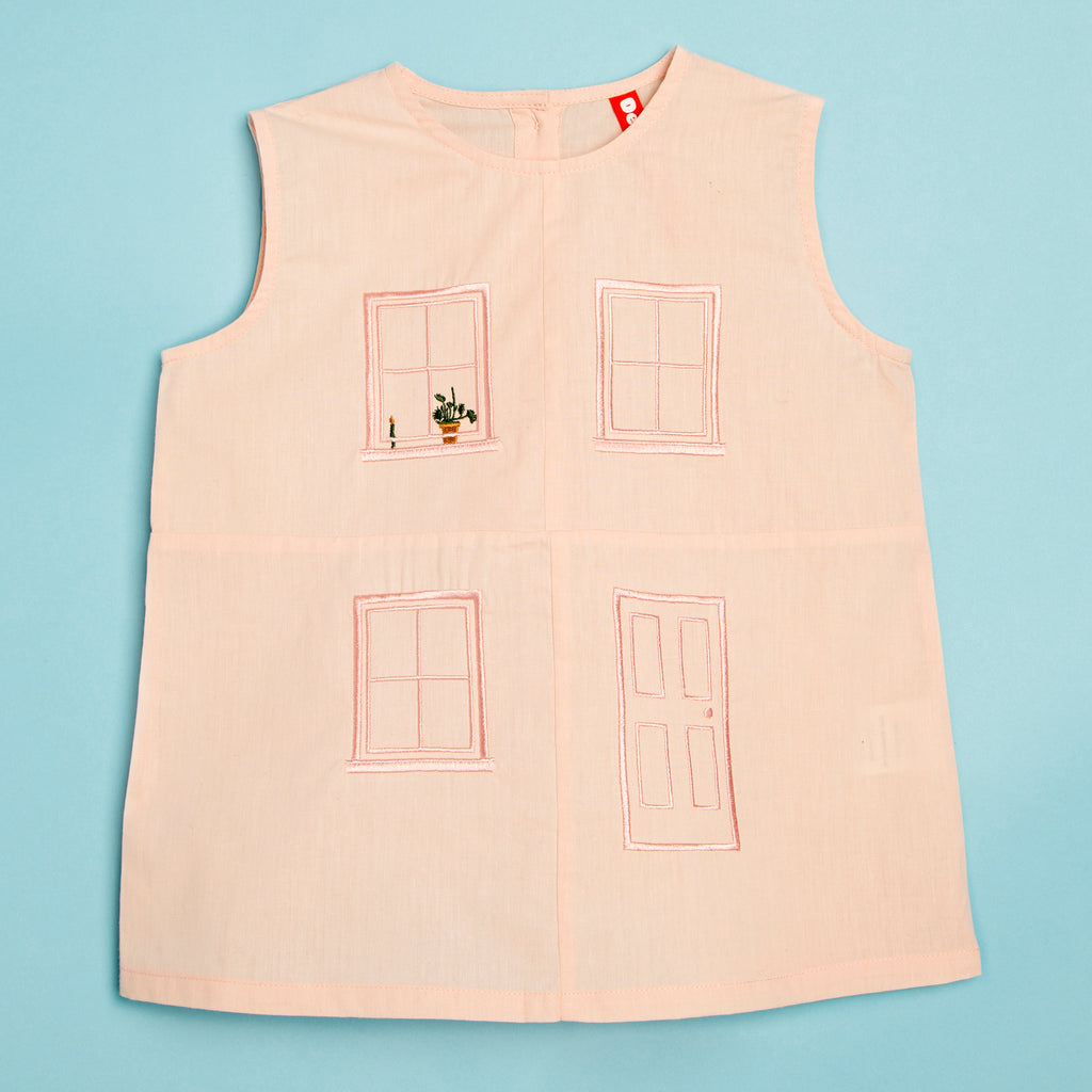 Kids House Tunic - sizes 2-6 years