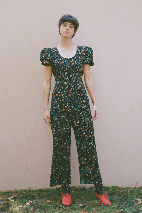 Leap Jumpsuit 0-14 -sz 2 only