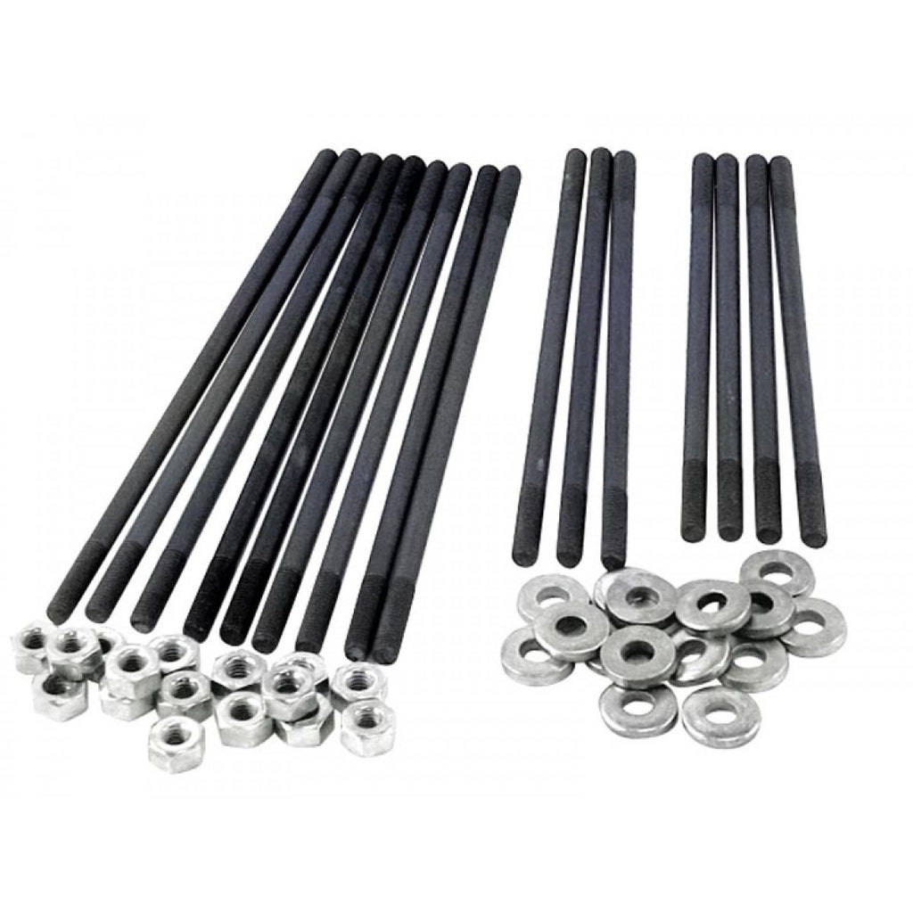 8MM CHROMOLY CASE STUD KIT +12.7MM