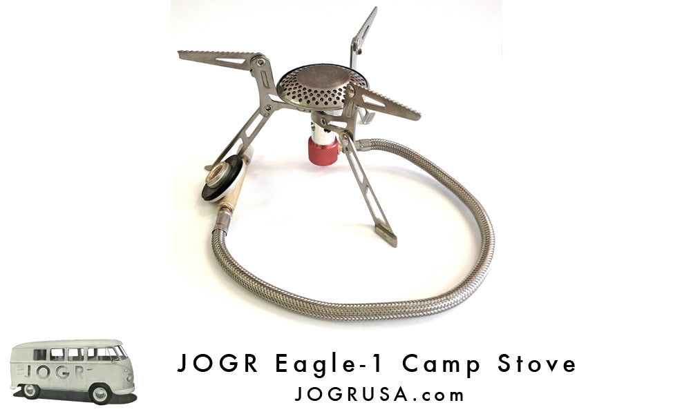 JOGR EAGLE-1 Camp stove