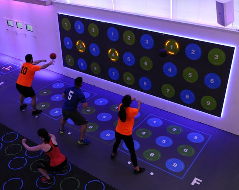 See What Happens When Workouts Are Designed Like An Arcade