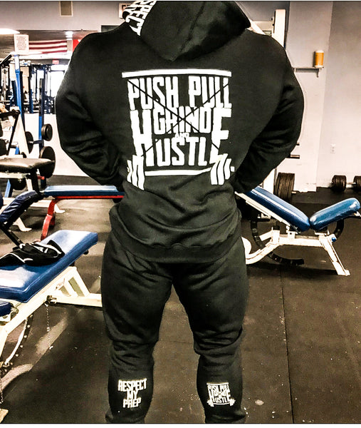 Unisex  Push Pull Grind Joggers