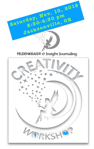 FELDENKRAIS Awareness Through Movement Creativity Workshop