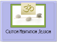 Custom Meditation: Integrative Restoration