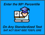 PRIVATE English Tutoring for Success on Standardized Tests