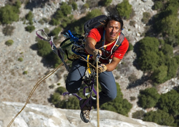 Jimmy Chin Profile Images
