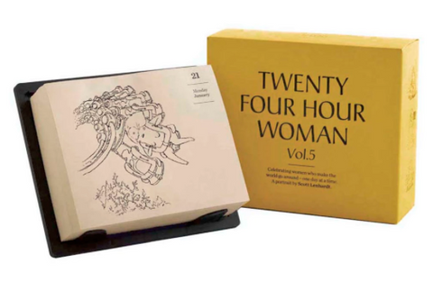 Twenty Four Hour Woman 2017 Calendar