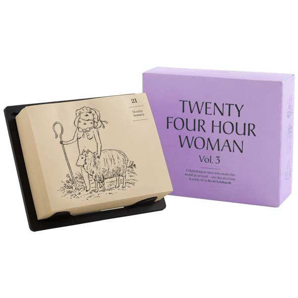 Twenty Four Hour Woman 2015 Calendar