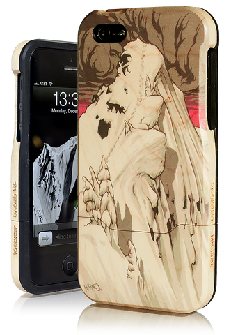 Grove + Asymbol Rooster iPhone Case