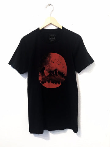 Red Eclipse Tee