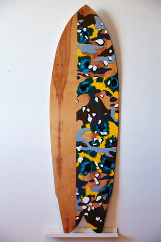 "5' 9"" Lish Fish by Jeremy Jones"