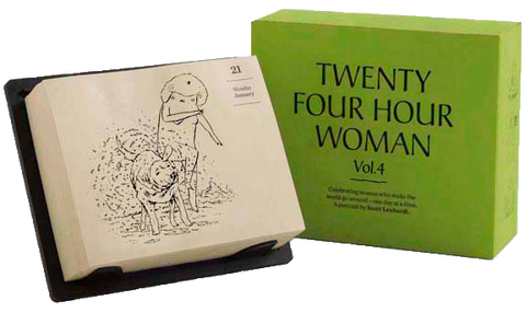 Twenty Four Hour Woman 2016 Calendar