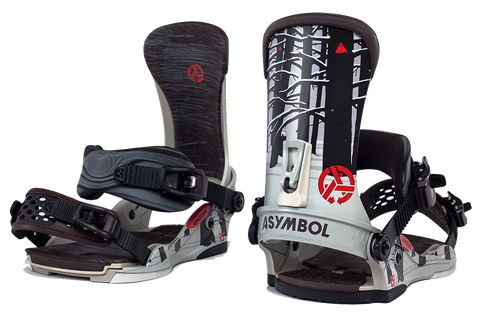 2016/17 Asymbol x Union Bindings: Pillow Dreams