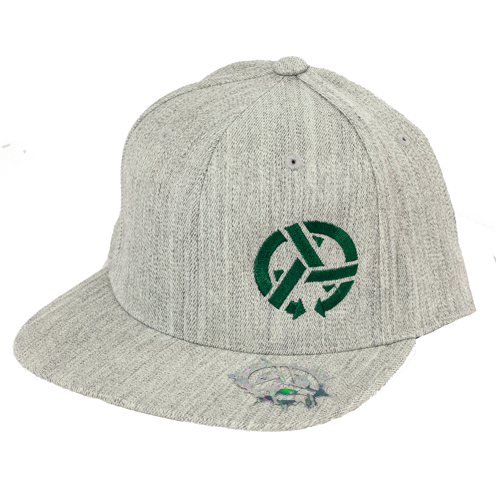 Heather Forest Snapback