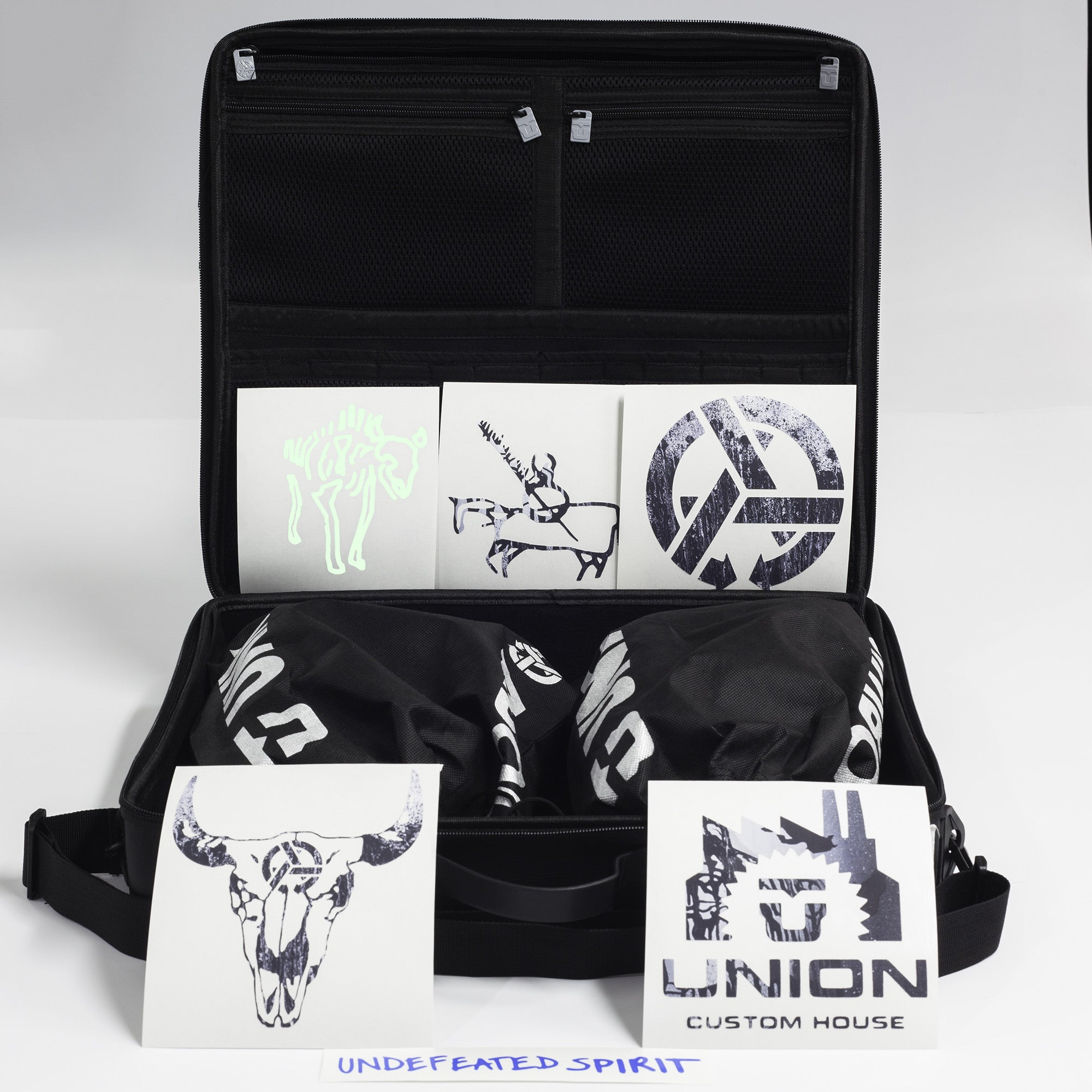 Asymbol X Union Binding 2014/15: Undefeated Spirit By