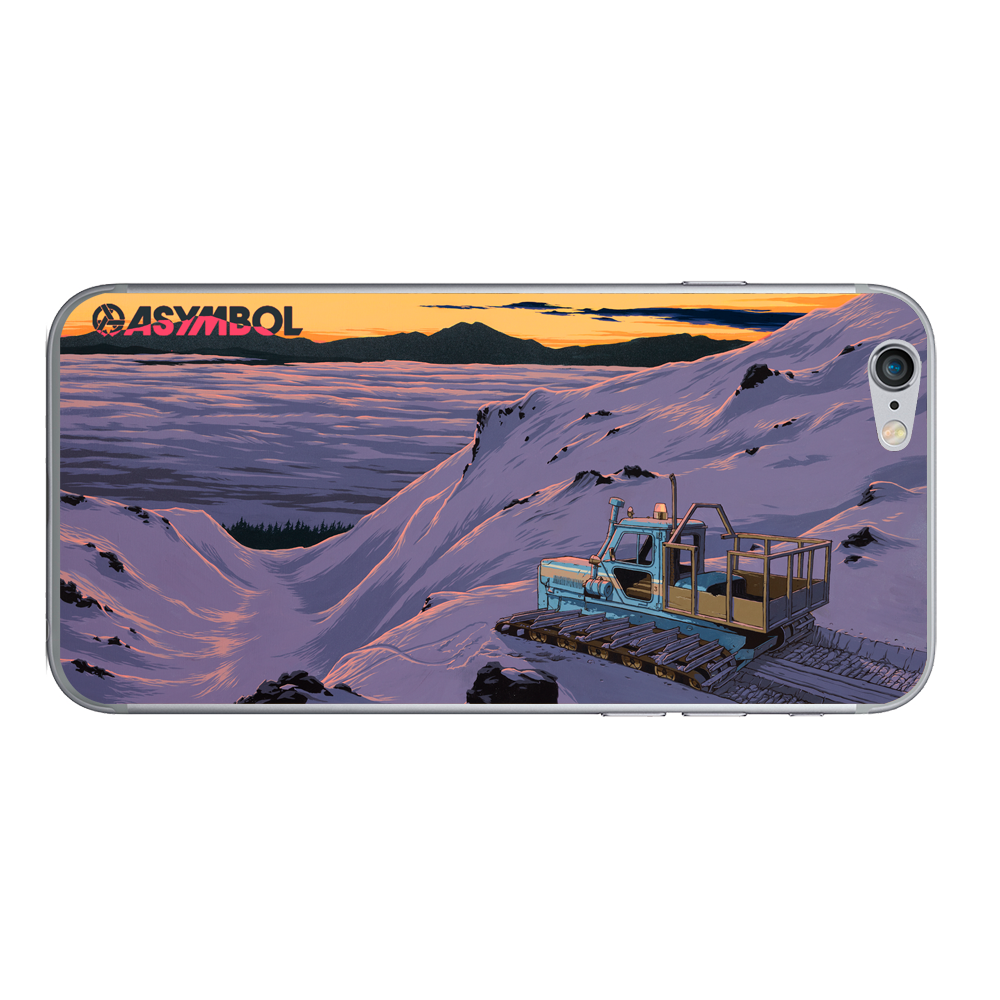 Dawn Patrol iPhone Skin