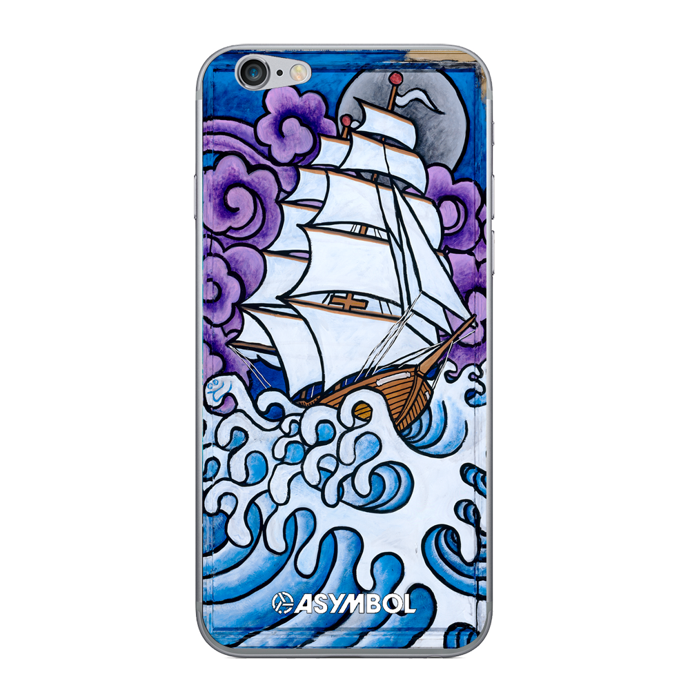 Approaching Storm iPhone Skin