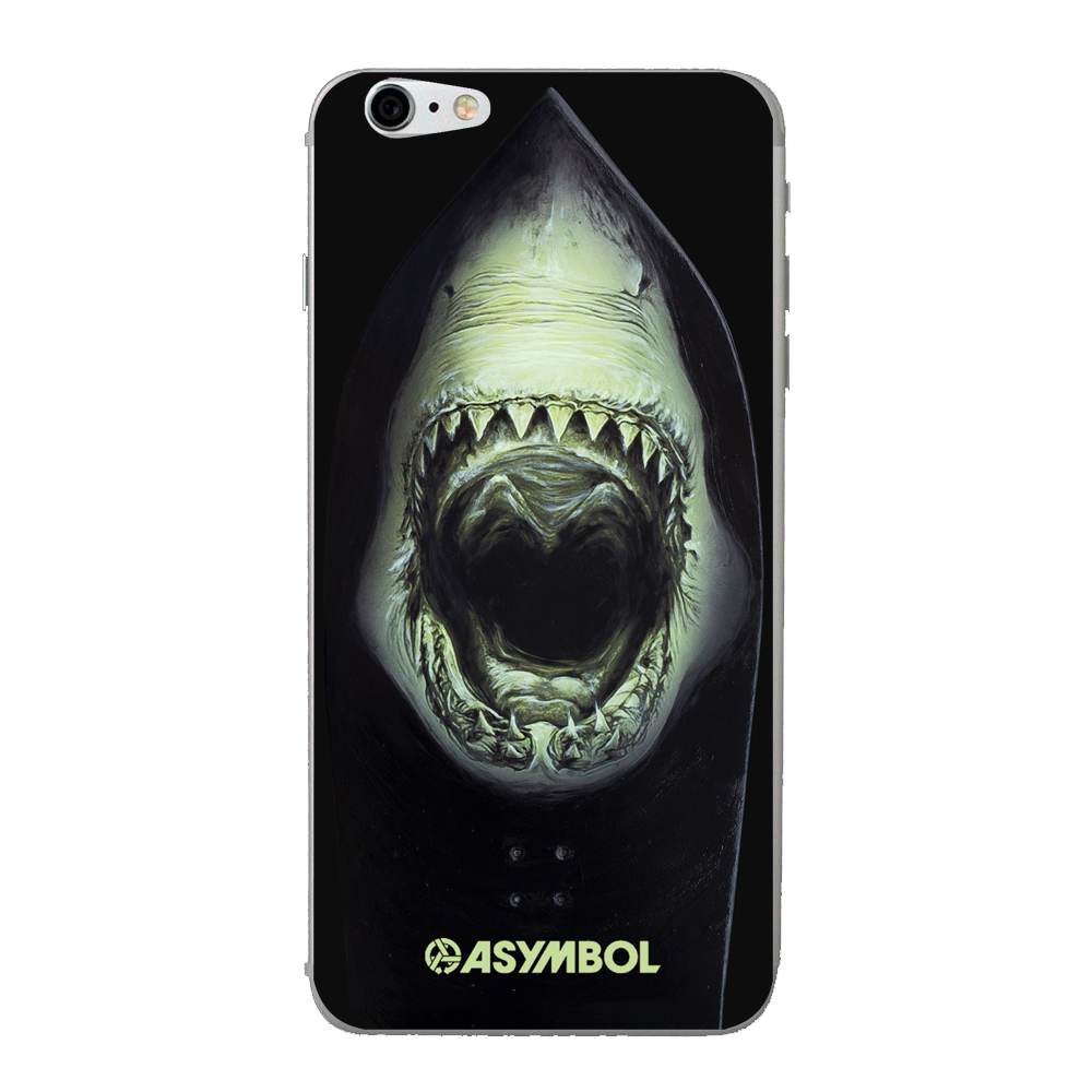Pow Shark iPhone Skin