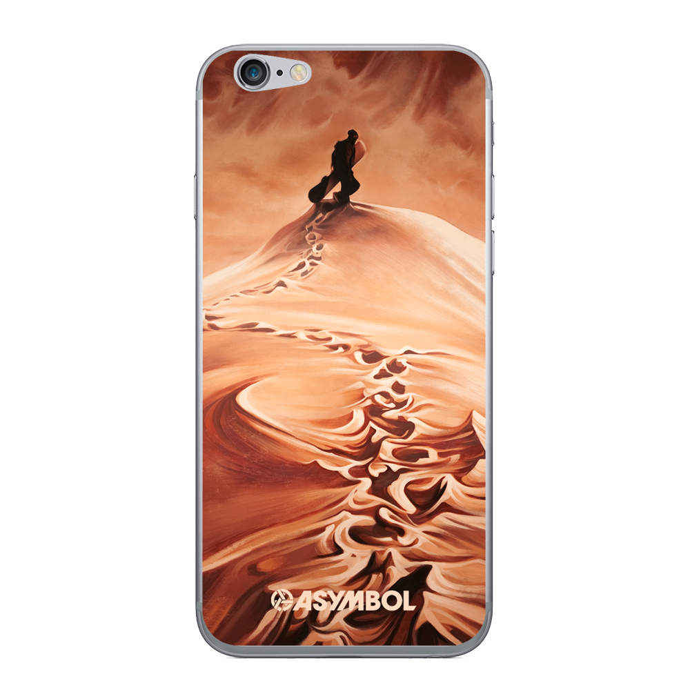 Craig Kelly Mural iPhone Skin
