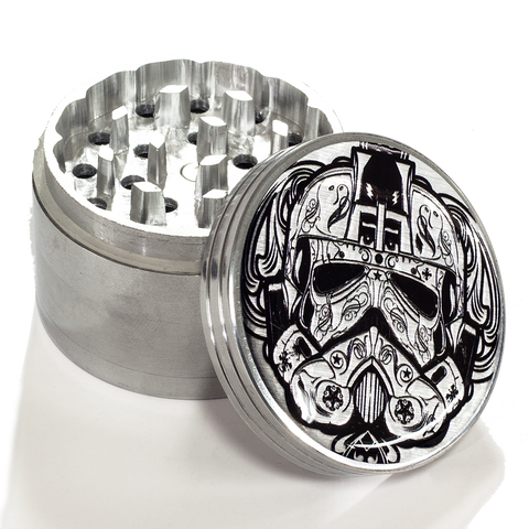 Trooper Spice Grinder