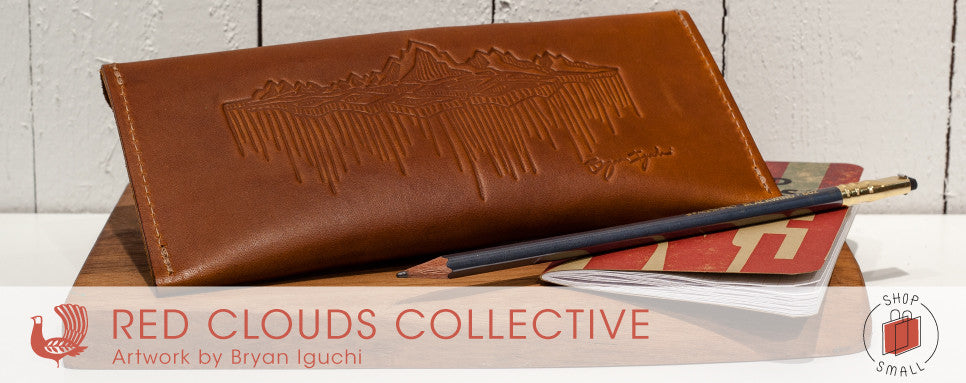 Red Clouds Collective Banner