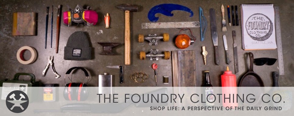 Foundry Banner