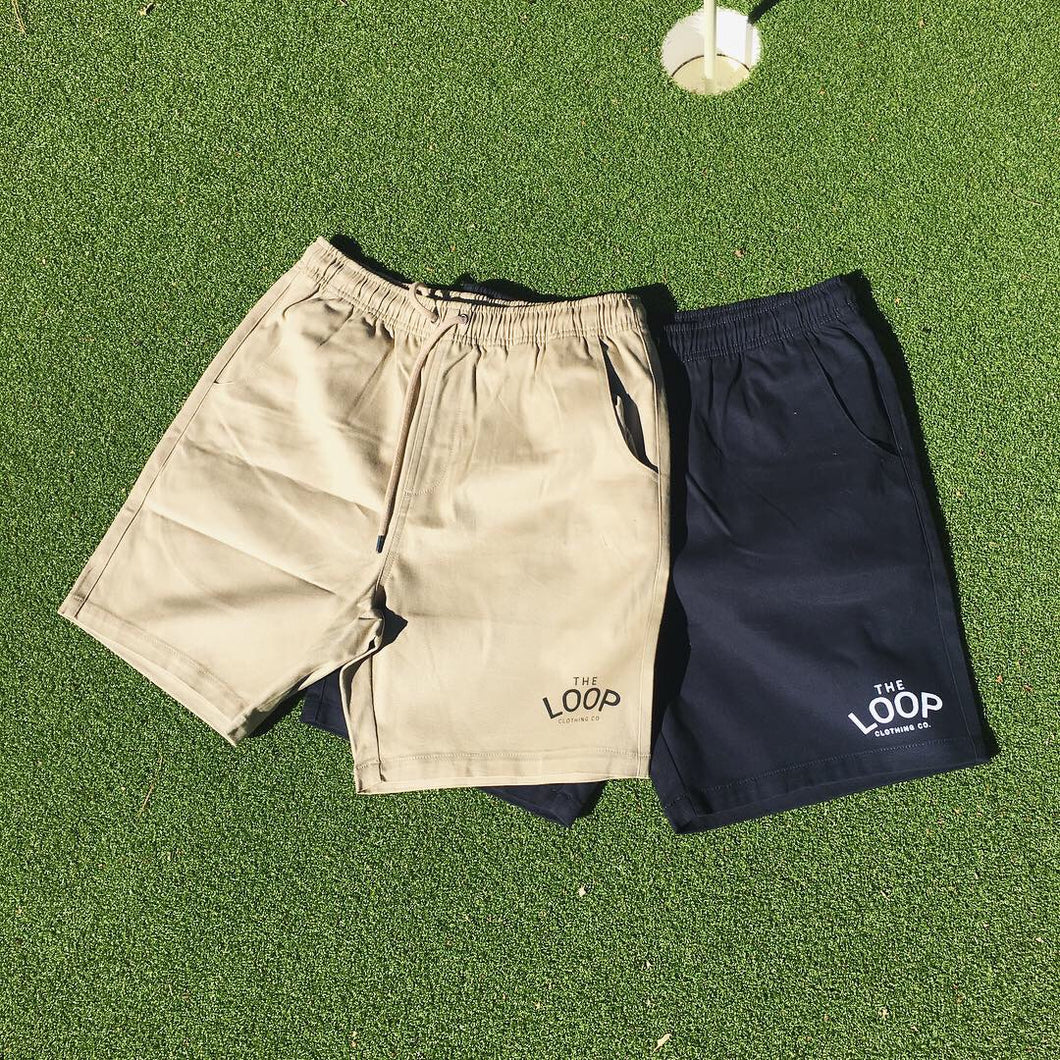 Loop Chino Shorts