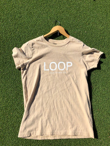 Womens Loop Tee (Any Loop Logo of your choice)