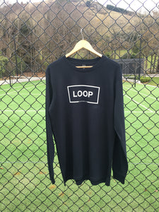 Loop Long Sleeve Tee