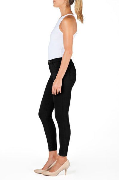 High Rise Ankle Yoga Jeans