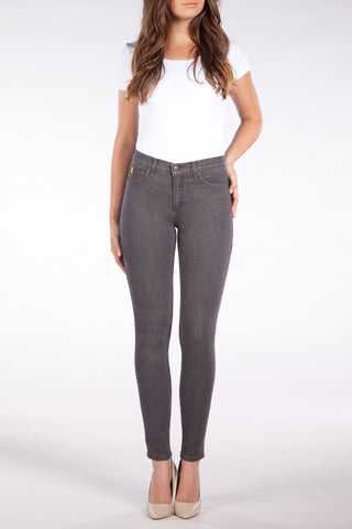 High Rise Skinny Yoga Jeans