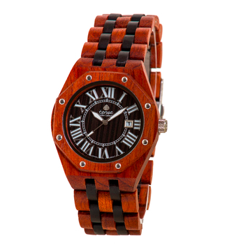 Oregon Men's Wooden Watch