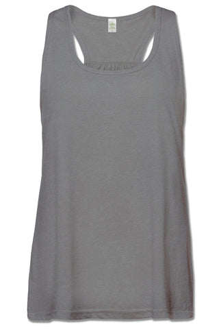 Recycled Plastic Racerback Tank Top