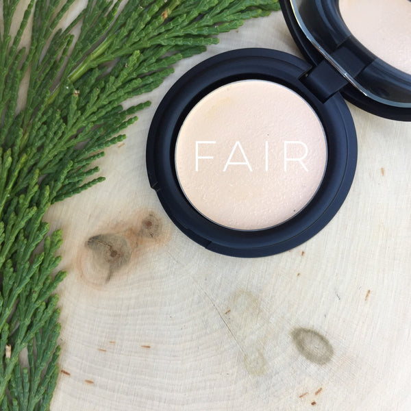 Earth Mineral Cosmetics: Cream Concealer
