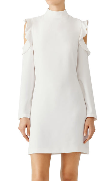 DUNN DRESS - Soft White