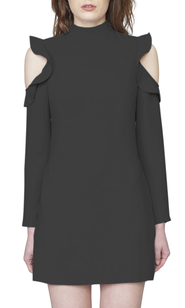 DUNN DRESS - BLACK