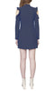 DUNN DRESS - NAVY