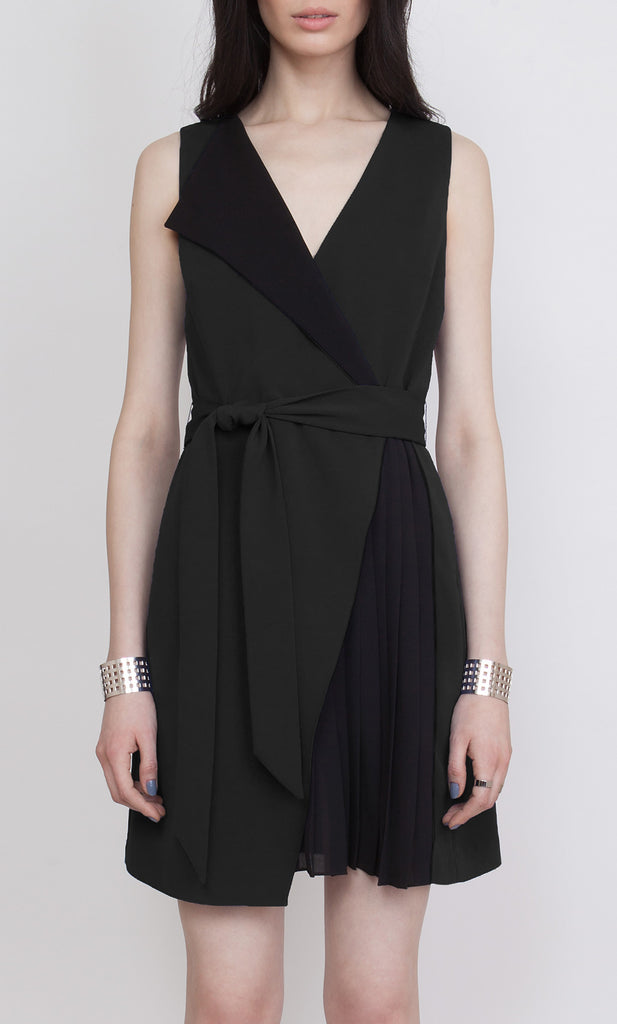 GIULIA DRESS - BLACK