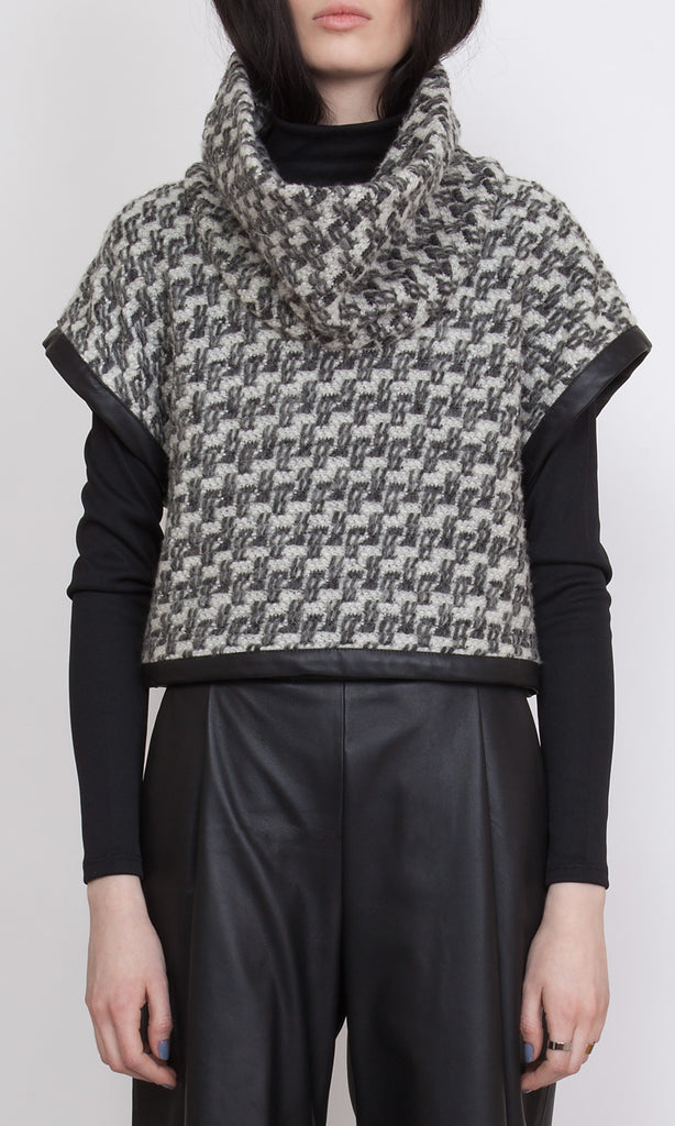 ANNIE TOP - CHUNKY KNIT