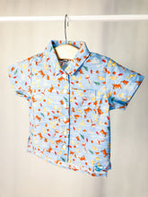 Load image into Gallery viewer, Children's Cosmo shirt in Under the Sea