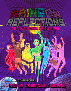 Rainbow Reflections: Body Image Comics for Queer Men