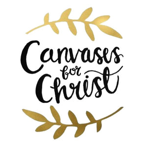 Canvases for Christ BMK