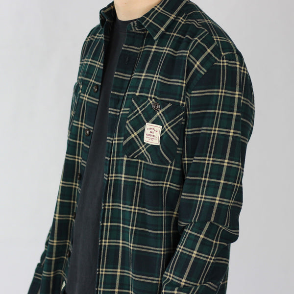 Franklin & Marshall Flannel Check Shirt