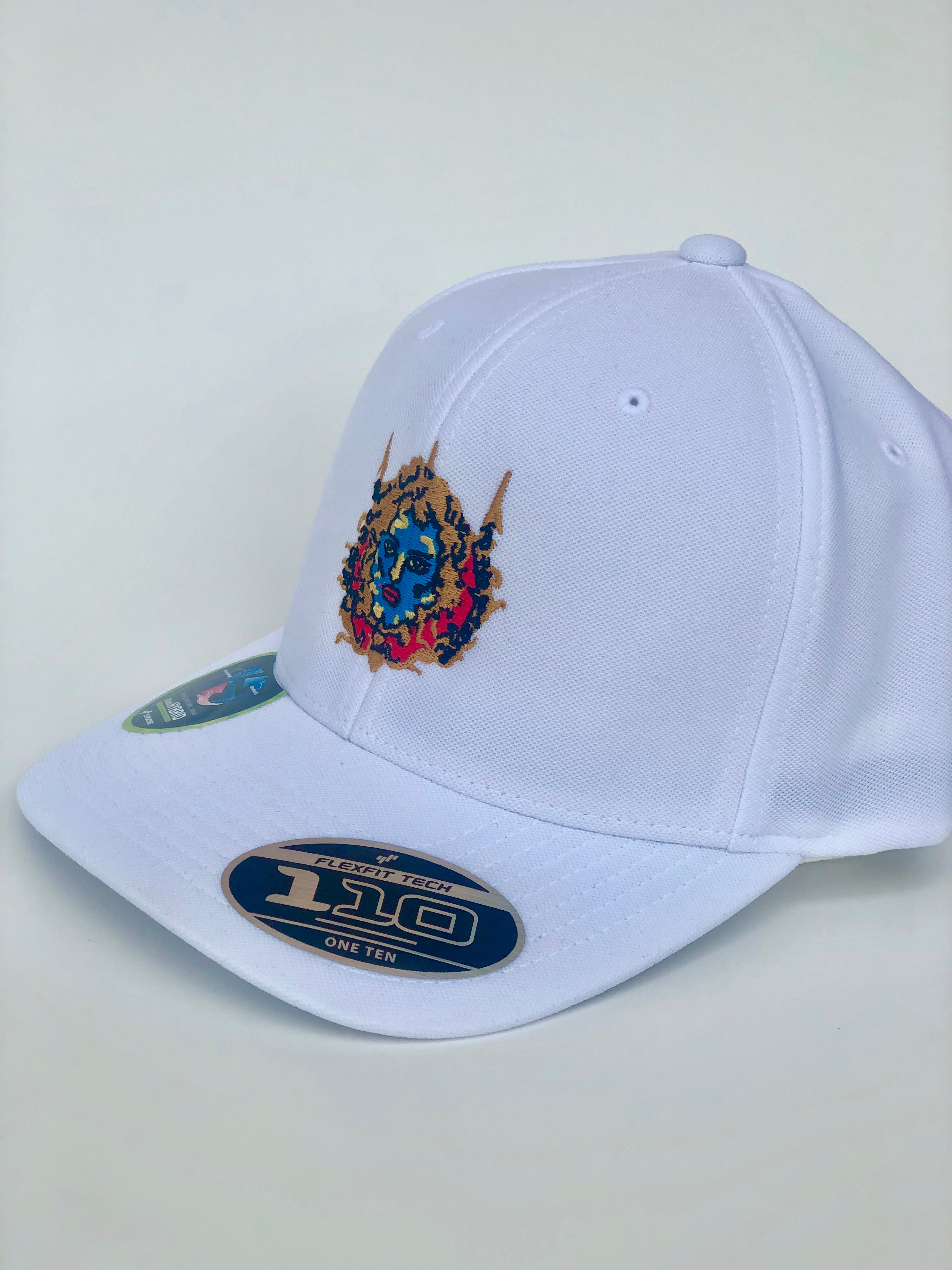Angel in the Clouds Hat White