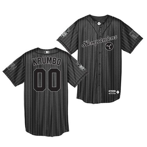 Kompanions Embroidered Jersey