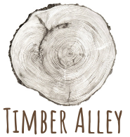 Timber Alley handmade wooden chopping boards
