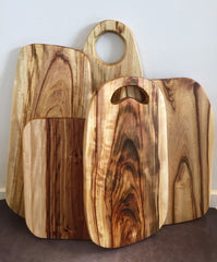 Chopping boards and serving platters