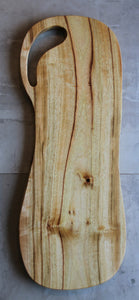 Large Camphor wood grazing platter